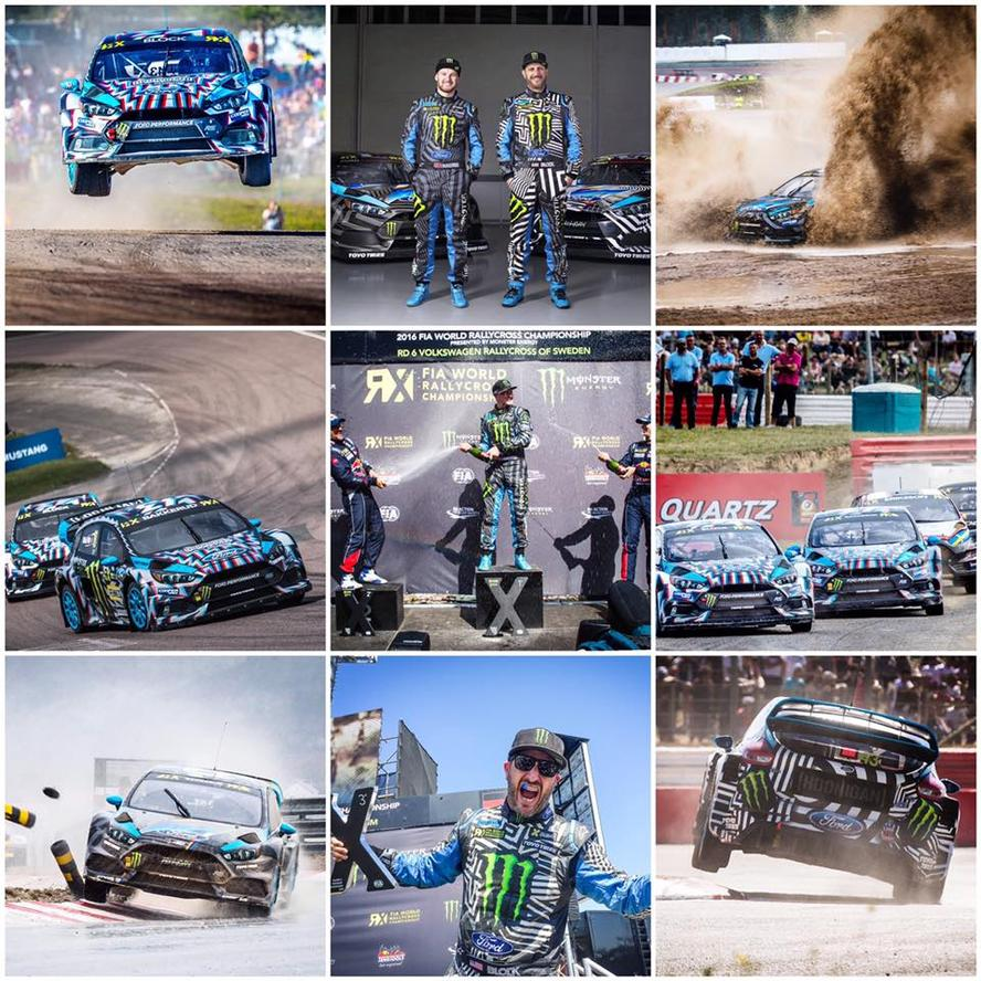 Ford Performance and Hoonigan Racing Division have made the decision to stop competing in the FIA World Rallycross Championship effective at the end of the 2017 season.