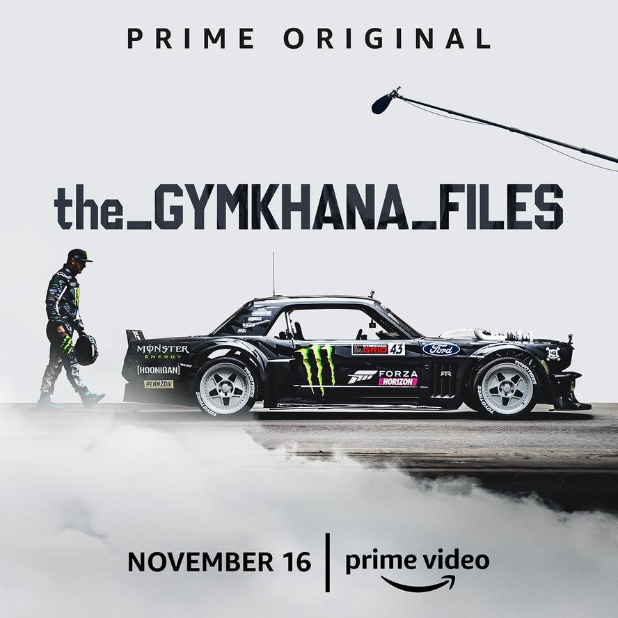 The Gymkhana Files takes viewers deep behind the scenes with exclusive access to one of the world's wildest, most successful viral video franchises of all time, with over half a billion views and counting. The series follows Block and his team as they attempt to create their greatest automotive video to-date, GymkhanaTEN, while simultaneously dealing with the challenging ups and downs of Block racing in the World Rallycross Championship.