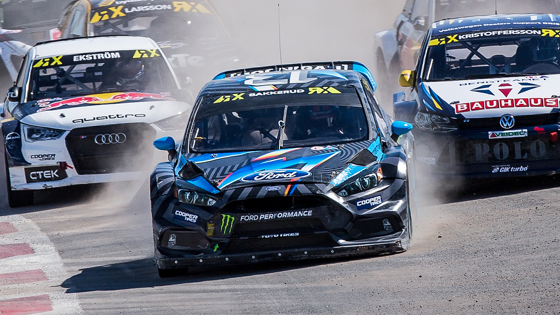 BAKKERUD WINS WORLD RX ARGENTINA AND SECURES THIRD OVERALL IN THE 2016 CHAMPIONSHIP