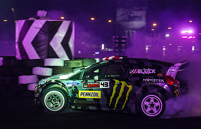 2017 GYMKHANA GRID SOUTH AFRICA