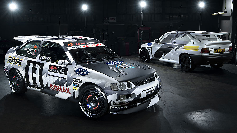 Hoonigan Escort >> Hoonigan Racing | Home