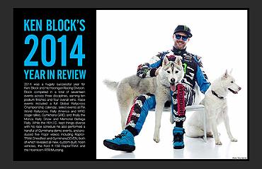 KEN BLOCK'S 2014 YEAR IN REVIEW