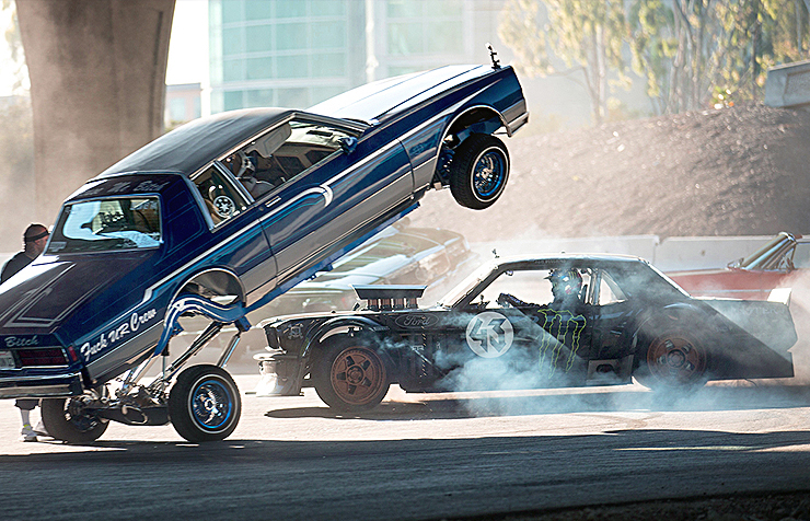 [HOONIGAN] KEN BLOCK'S GYMKHANA SEVEN: WILD IN THE STREETS OF LA