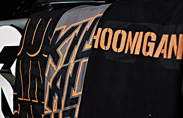 HOONIGAN GEAR AVAILABLE AT HOONIGAN.COM