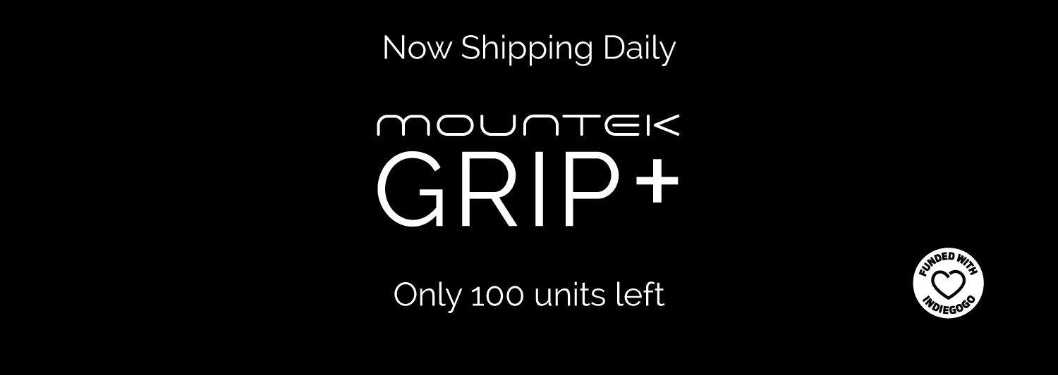 GRIP+ Plus Now Shipping
