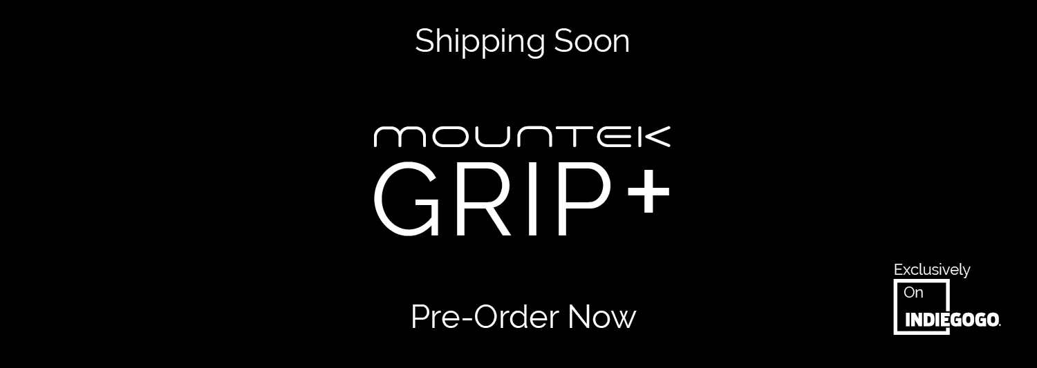 GRIP+ Plus Shipping Soon Exclusively on Indiegogo.com