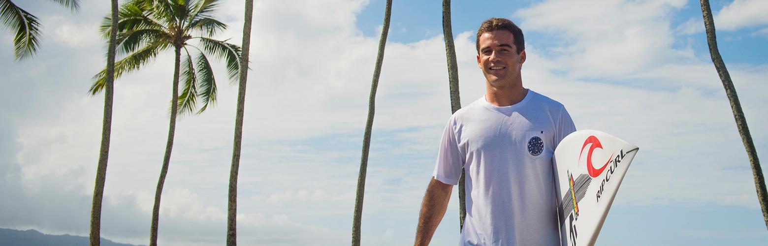 mens surf tee tshirt rip curl