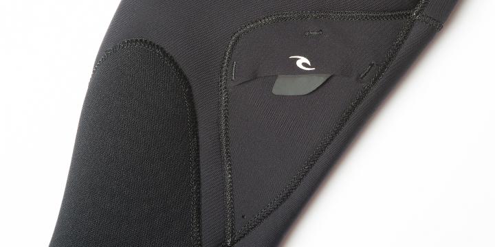 Magnetic Stash Pocket
