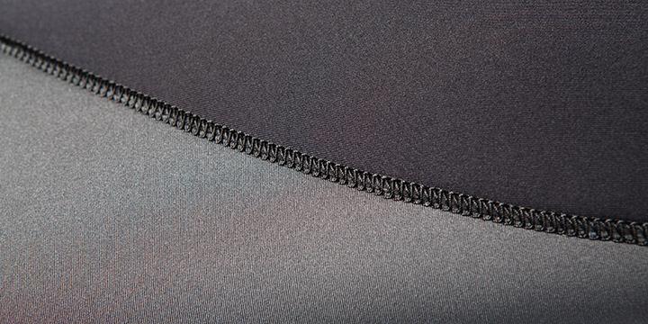 Glued & Blind Stitched Seams