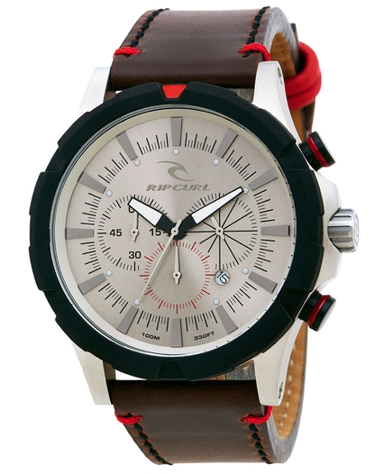 MAVERICK CHRONO WATCH LEATHER