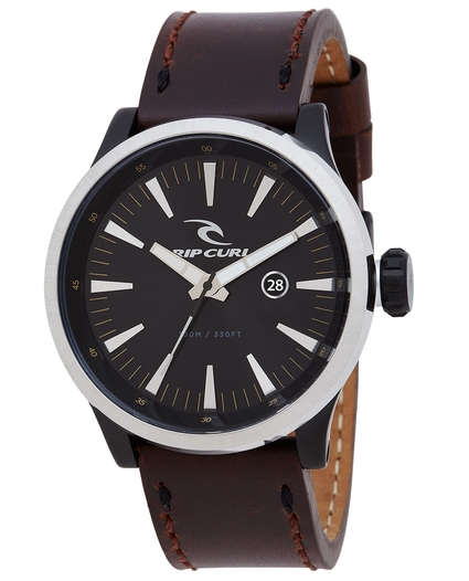 RECON WATCH LEATHER MIDNIGHT