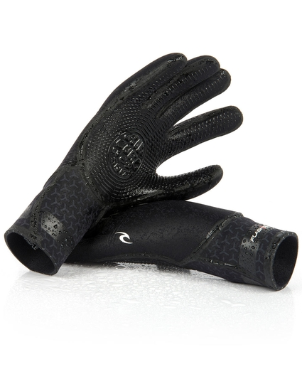 FLASH BOMB 5 FINGER SURF GLOVES 3/2MM