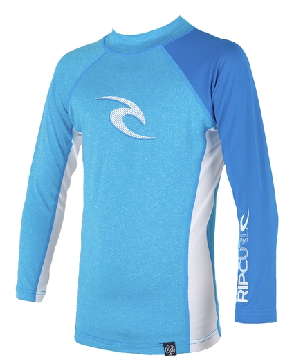 YOUTH WAVE L/S RASHGUARD