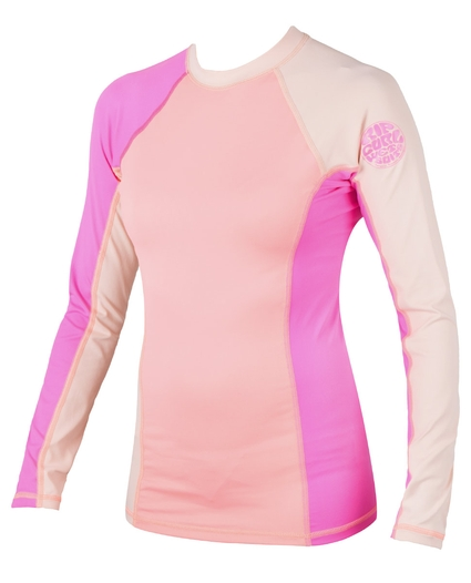 SURF SESSION L/S RASHGUARD