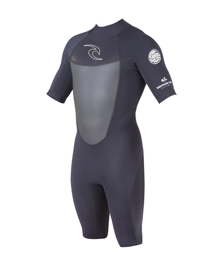 DAWN PATROL S/S SPRINGSUIT 2MM
