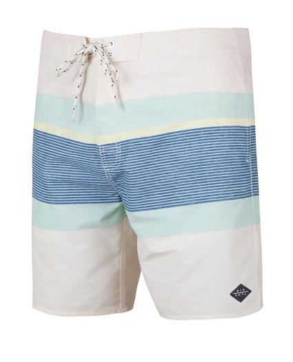 "RAPTURE STRIPE 18"" LAY DAY BOARDSHORT"