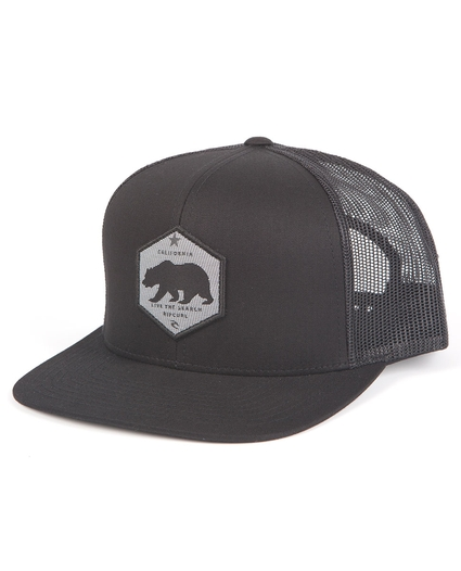 CALIFORNIA HWY TRUCKER HAT