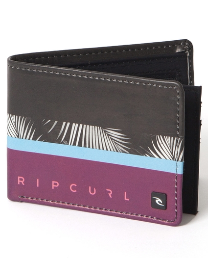 RAPTURE PALM PU SLIM WALLET