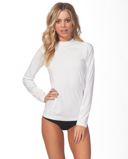 WOMEN'S COAST TO COAST L/S UV TEE