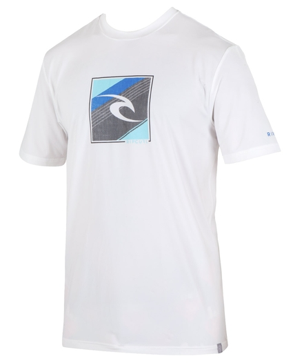 SQUARED UP S/S SURF UV TEE
