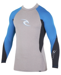 WAVE L/S SURF RASHGUARD