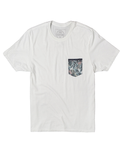 EXILE CUSTOM POCKET TEE