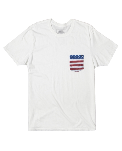 AMERICANA CUSTOM POCKET TEE