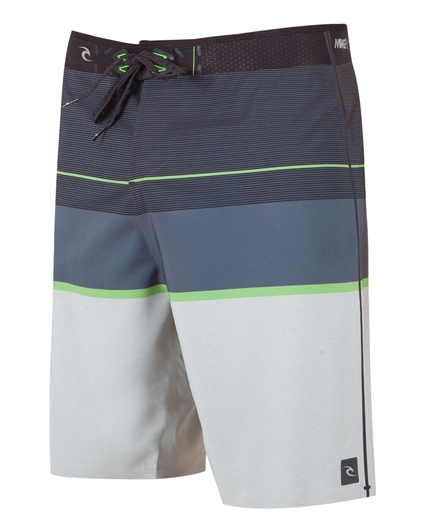 "MIRAGE MF FOCUS ULT 20"" BOARDSHORT - GREY"