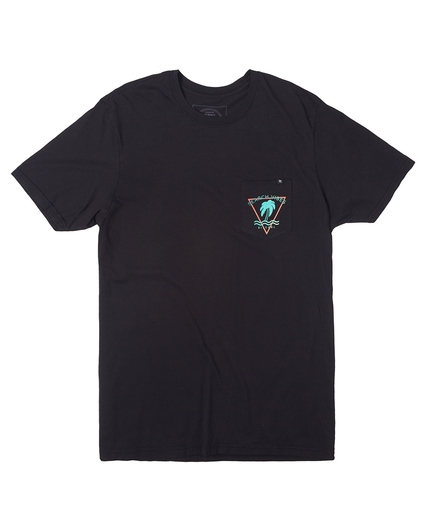 RETRO HERITAGE POCKET TEE