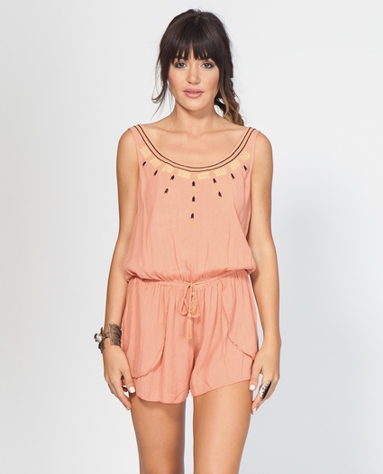SUN WARRIOR ROMPER
