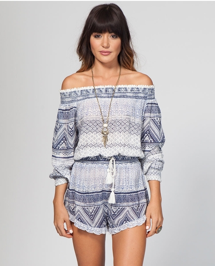 LOST DREAM ROMPER