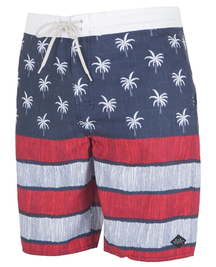 "INDEPENDENCE 20"" LAY DAY BOARDSHORT"