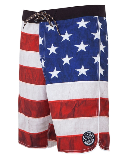 "OLD GLORY 20"" BOARDSHORT"