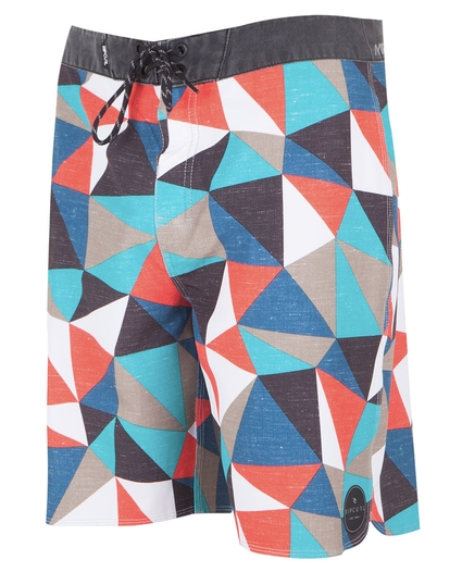 "MIRAGE TRIANGULATE 20"" BOARDSHORT"