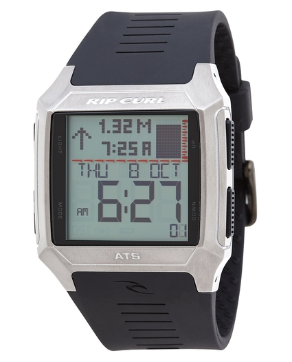 RIFLES SS TIDE WATCH BLACK