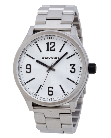 FLYER II WATCH SSS WHITE