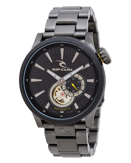 RECON AUTO WATCH GUNMETAL