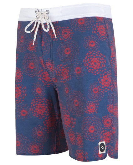 "RED SEVEN 19"" BOARDSHORTS"