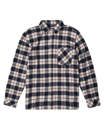 COUNTDOWN L/S FLANNEL SHIRT