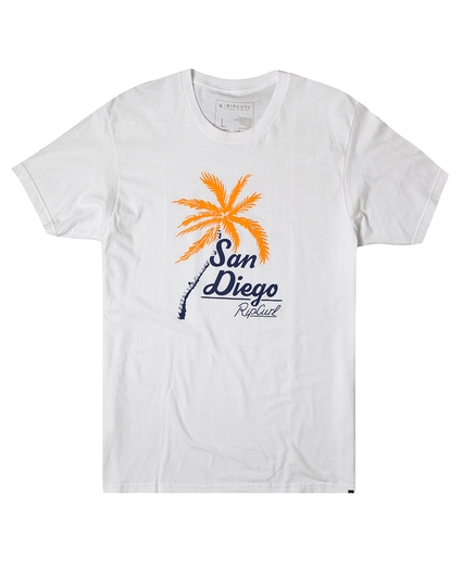 SAN DIEGO HEATHER TEE