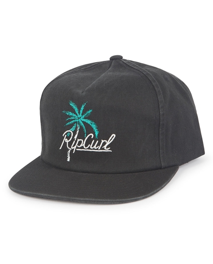 HANDCRAFTED PALM SNAPBACK HAT