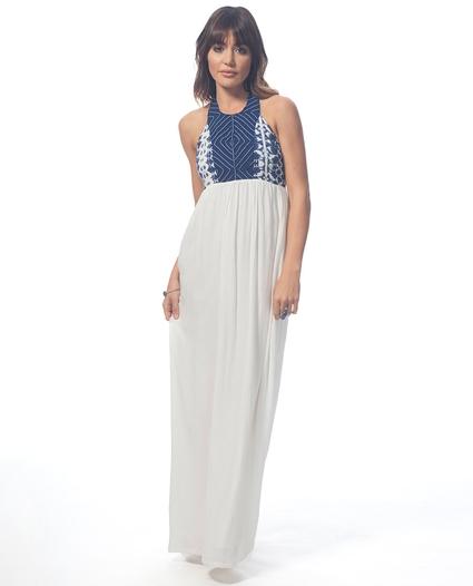 FAIRWEATHER MAXI DRESS
