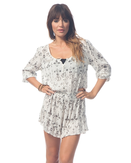 NATIVE WIND ROMPER