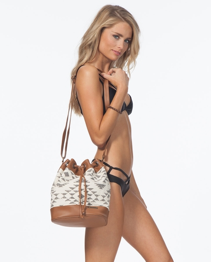 DESERT NIGHTS BUCKET BAG