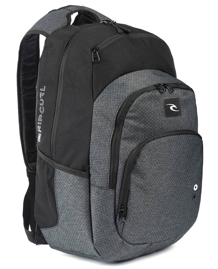 OVERTIME RIPSTOP HEATHER BACKPACK