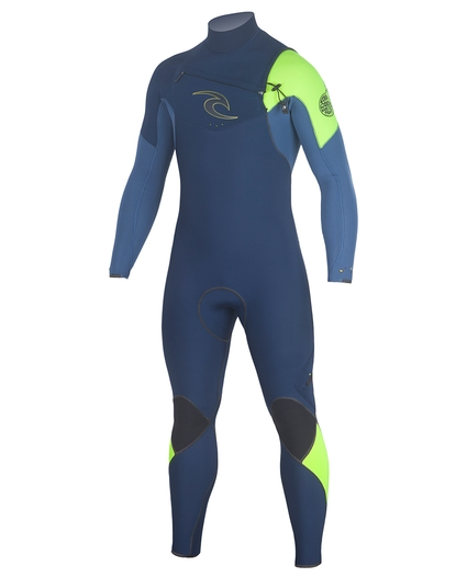 MENS E-BOMB CHEST ZIP 4/3 WETSUIT