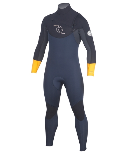 MENS DAWN PATROL CHEST ZIP 3/2 WETSUIT