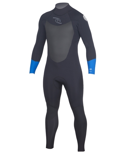 MENS DAWN PATROL FULLSUIT 4/3