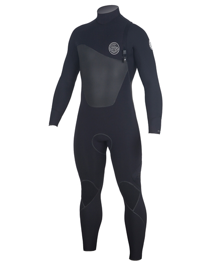 MENS FLASHBOMB PLUS ZIP FREE 3/2 WETSUIT