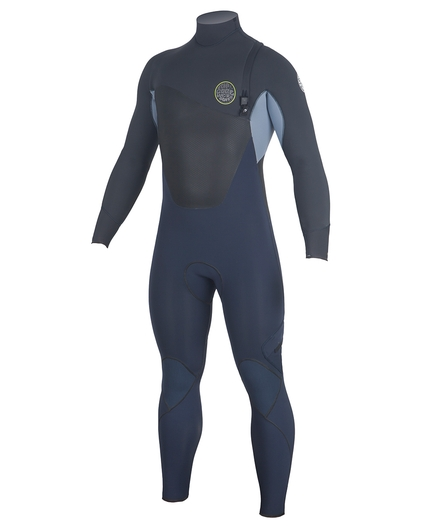 MENS FLASHBOMB PLUS ZIP FREE 4/3 WETSUIT